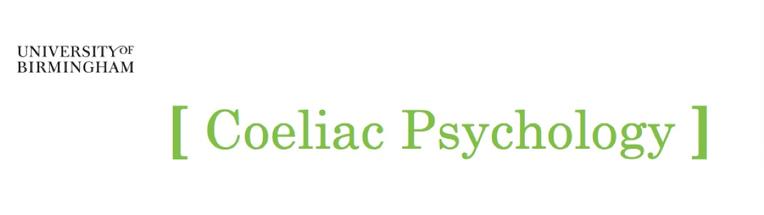 UoB School of Psychology Coeliac Research logo